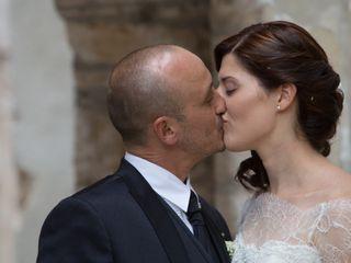Le nozze di Elisa e Domenico