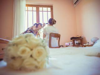Le nozze di Laura e Mirko 1