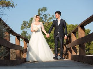 Le nozze di Laura e Mirko