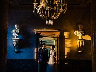 Le nozze di Francesco e Elena