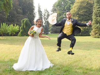 Le nozze di Amelia e Carmine