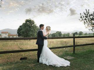 Le nozze di Letizia e Daniele