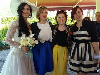 Le nozze di Massimiliana  e Marco 2