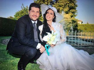 Le nozze di Massimiliana  e Marco