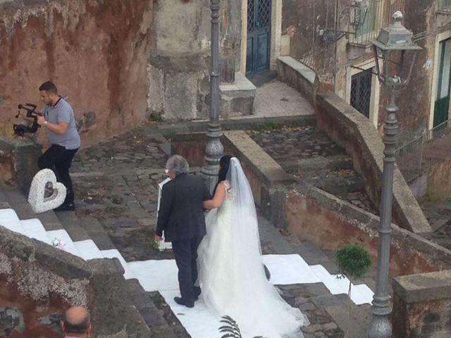 Il matrimonio di Carmelo e Veronica a Trecastagni, Catania 14