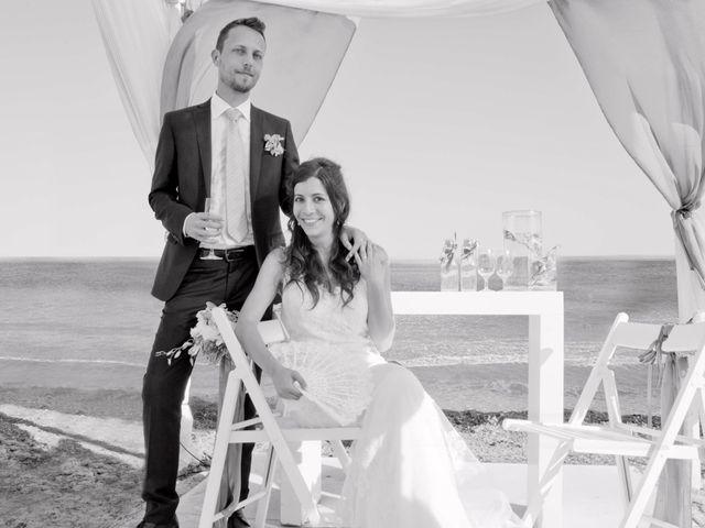 Le nozze di Belén e Marco