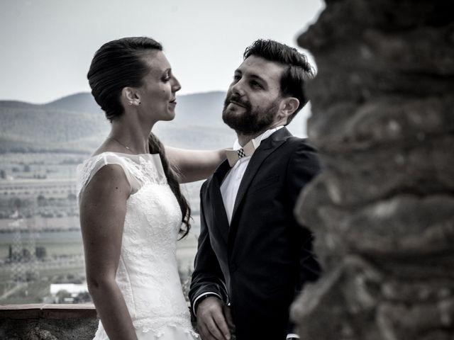Il matrimonio di Andrea e Lisa a Suvereto, Livorno 16