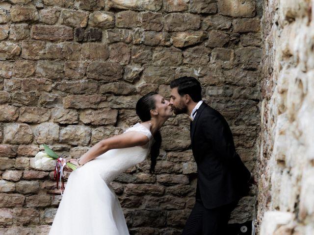 Il matrimonio di Andrea e Lisa a Suvereto, Livorno 17