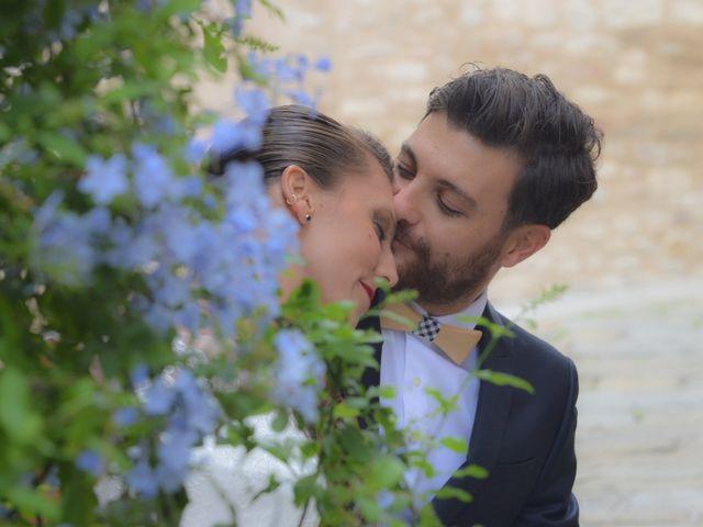 Il matrimonio di Andrea e Lisa a Suvereto, Livorno 18