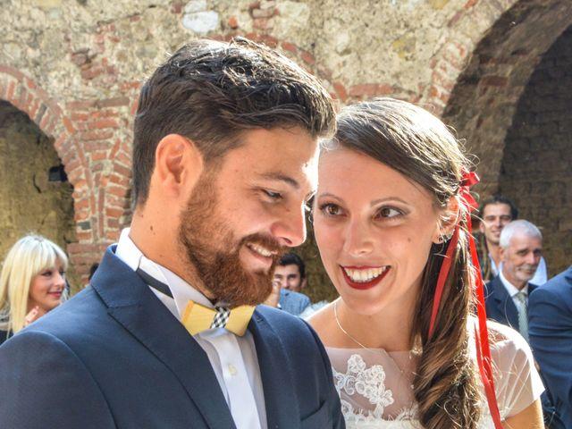 Il matrimonio di Andrea e Lisa a Suvereto, Livorno 22