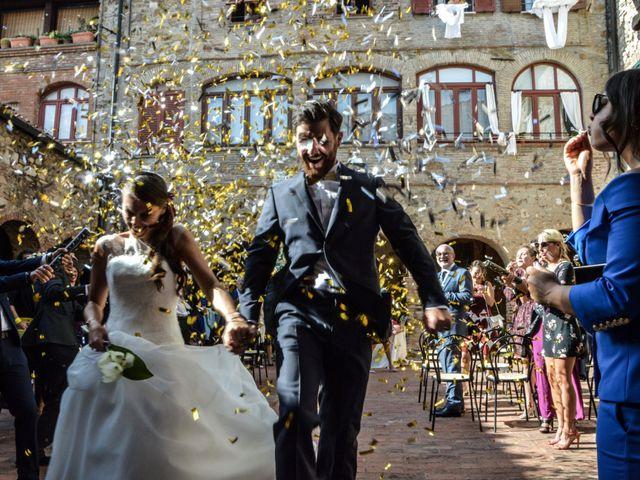 Il matrimonio di Andrea e Lisa a Suvereto, Livorno 23