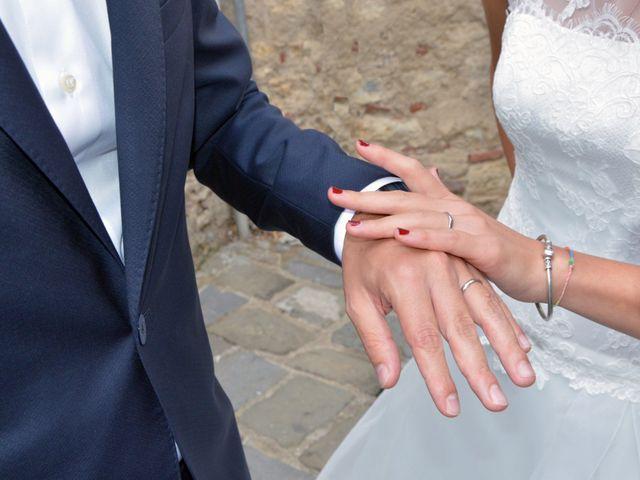 Il matrimonio di Andrea e Lisa a Suvereto, Livorno 24