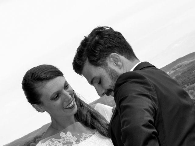 Il matrimonio di Andrea e Lisa a Suvereto, Livorno 25