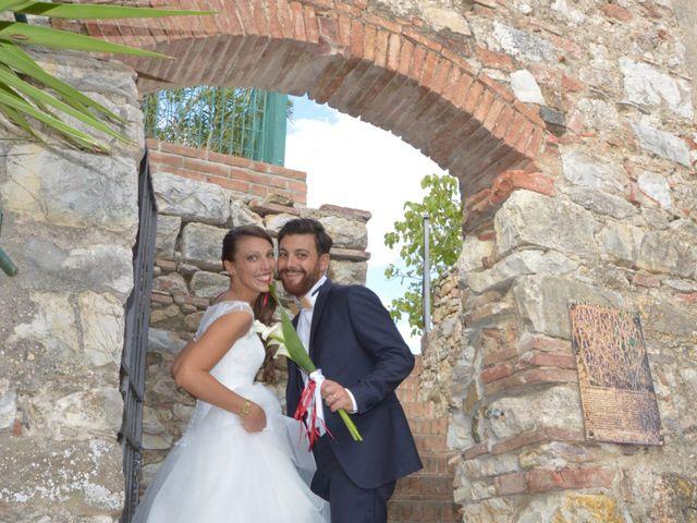 Il matrimonio di Andrea e Lisa a Suvereto, Livorno 26