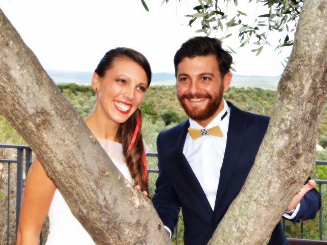 Il matrimonio di Andrea e Lisa a Suvereto, Livorno 27