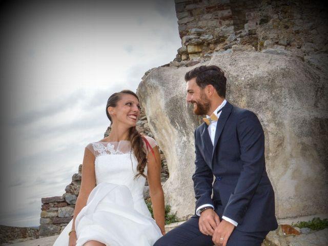 Il matrimonio di Andrea e Lisa a Suvereto, Livorno 28