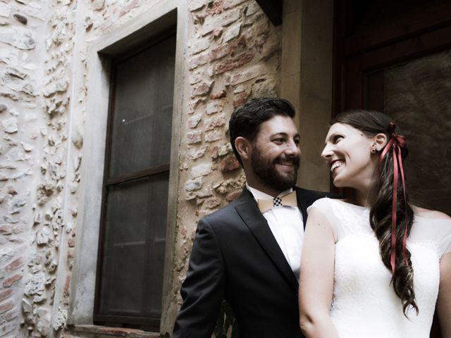 Il matrimonio di Andrea e Lisa a Suvereto, Livorno 29