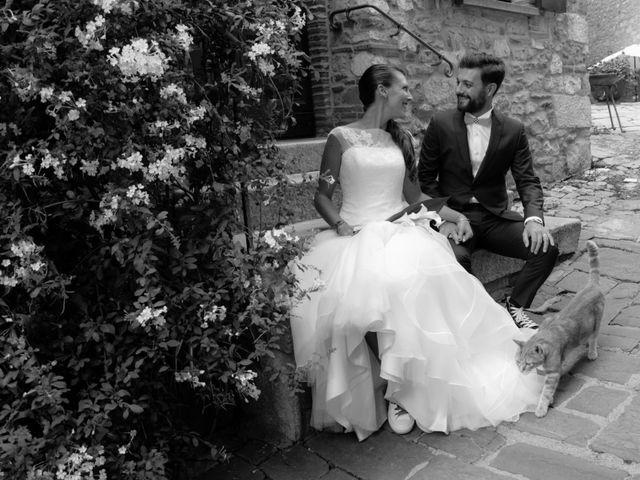 Il matrimonio di Andrea e Lisa a Suvereto, Livorno 1