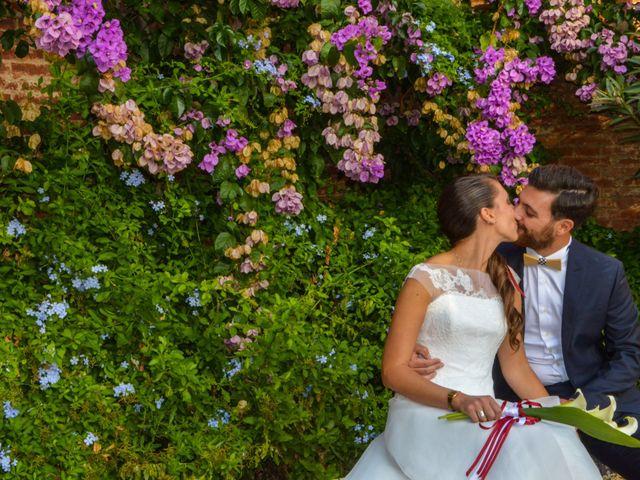 Il matrimonio di Andrea e Lisa a Suvereto, Livorno 34