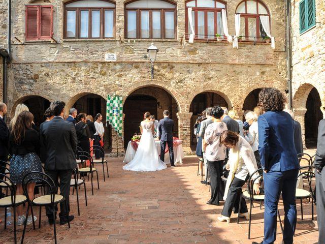 Il matrimonio di Andrea e Lisa a Suvereto, Livorno 44