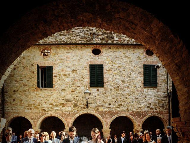 Il matrimonio di Andrea e Lisa a Suvereto, Livorno 45