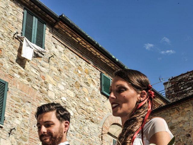 Il matrimonio di Andrea e Lisa a Suvereto, Livorno 46
