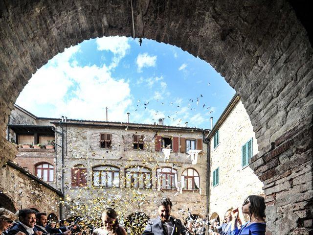 Il matrimonio di Andrea e Lisa a Suvereto, Livorno 47