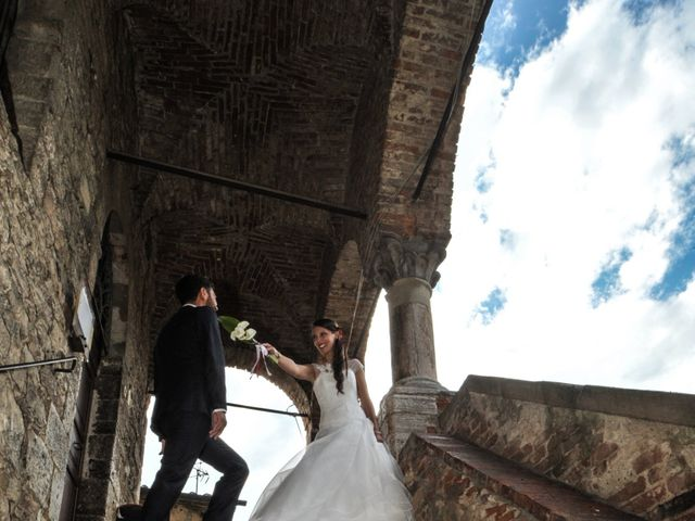 Il matrimonio di Andrea e Lisa a Suvereto, Livorno 49
