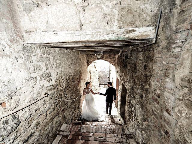 Il matrimonio di Andrea e Lisa a Suvereto, Livorno 53