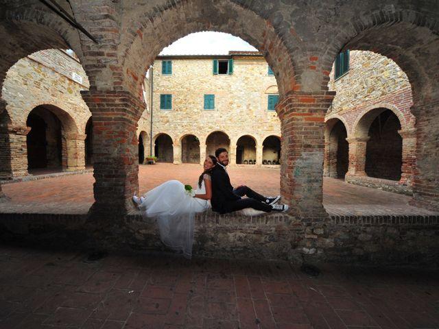 Il matrimonio di Andrea e Lisa a Suvereto, Livorno 54