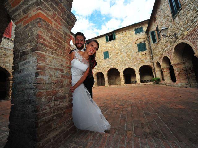 Il matrimonio di Andrea e Lisa a Suvereto, Livorno 55