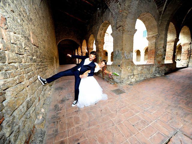 Il matrimonio di Andrea e Lisa a Suvereto, Livorno 56