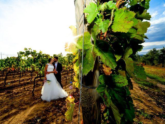 Il matrimonio di Andrea e Lisa a Suvereto, Livorno 57