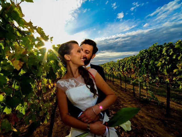 Il matrimonio di Andrea e Lisa a Suvereto, Livorno 2