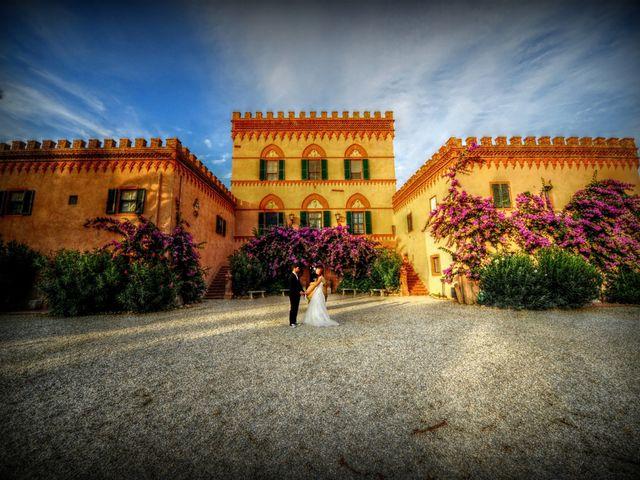 Il matrimonio di Andrea e Lisa a Suvereto, Livorno 59