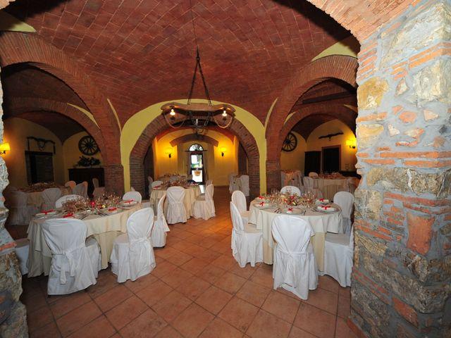 Il matrimonio di Andrea e Lisa a Suvereto, Livorno 60