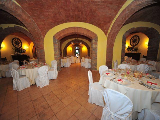 Il matrimonio di Andrea e Lisa a Suvereto, Livorno 61