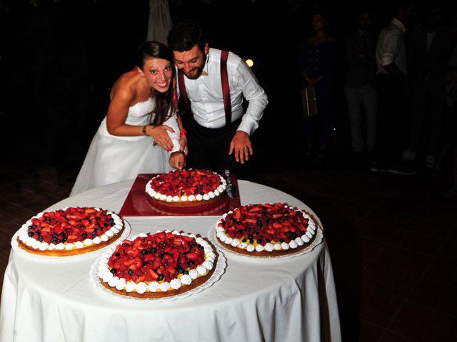 Il matrimonio di Andrea e Lisa a Suvereto, Livorno 63