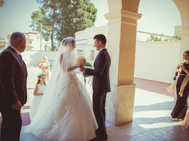 Il matrimonio di Mirko e Laura a Selargius, Cagliari 8