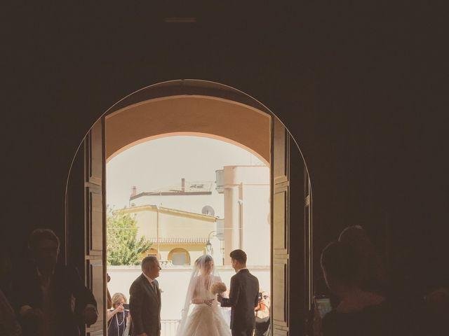 Il matrimonio di Mirko e Laura a Selargius, Cagliari 23