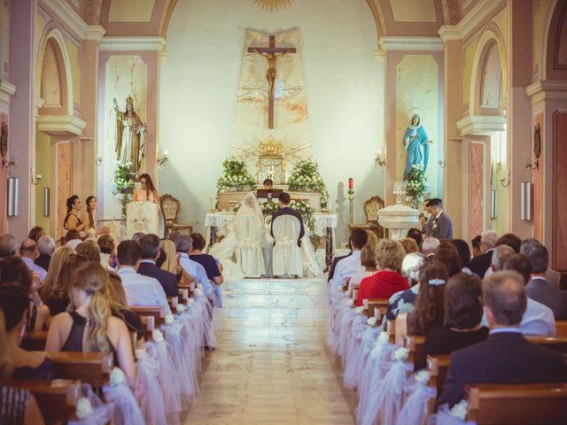 Il matrimonio di Mirko e Laura a Selargius, Cagliari 29