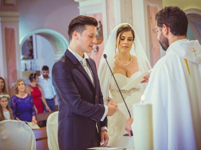 Il matrimonio di Mirko e Laura a Selargius, Cagliari 36
