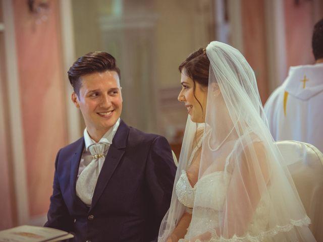 Il matrimonio di Mirko e Laura a Selargius, Cagliari 43