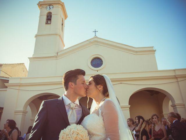 Il matrimonio di Mirko e Laura a Selargius, Cagliari 49