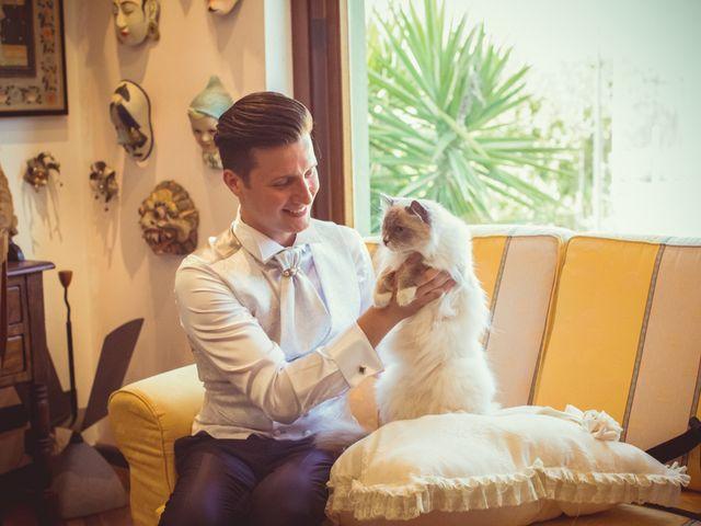 Il matrimonio di Mirko e Laura a Selargius, Cagliari 61