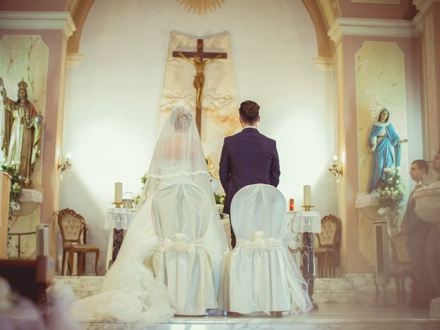 Il matrimonio di Mirko e Laura a Selargius, Cagliari 63