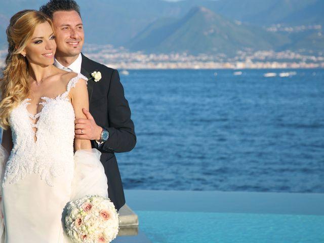 le nozze di Daniela e Valentino
