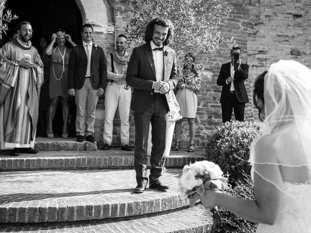 Il matrimonio di Marco e Susi a Urbino, Pesaro - Urbino 10