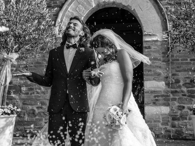 Il matrimonio di Marco e Susi a Urbino, Pesaro - Urbino 20