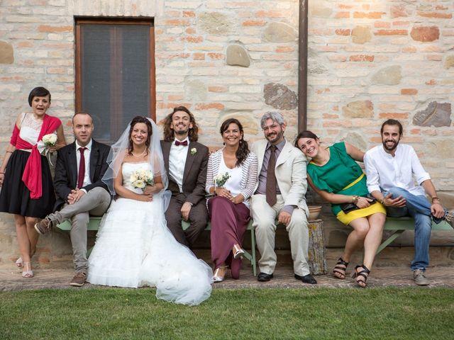 Il matrimonio di Marco e Susi a Urbino, Pesaro - Urbino 22